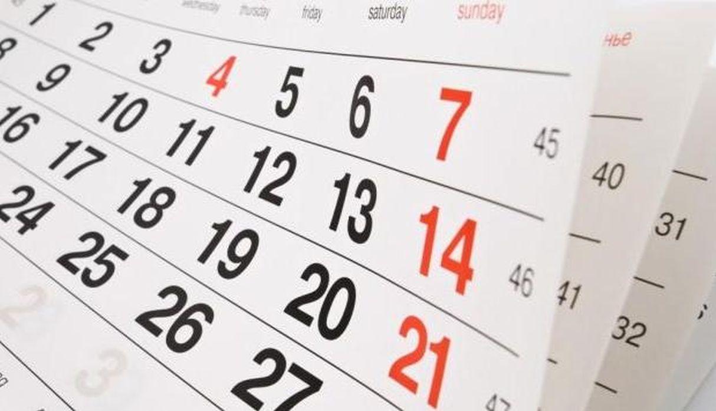 Feriados: ¿cuántos fines de semanas largos quedan en el 2019?