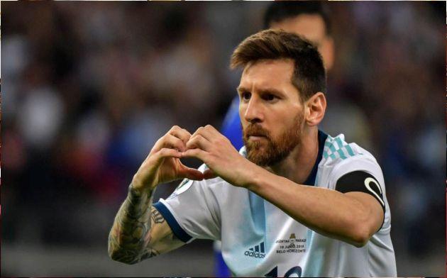 Lionel Messi recibe invitación para dejar sus huellas en la Calzada de la Fama del Maracaná