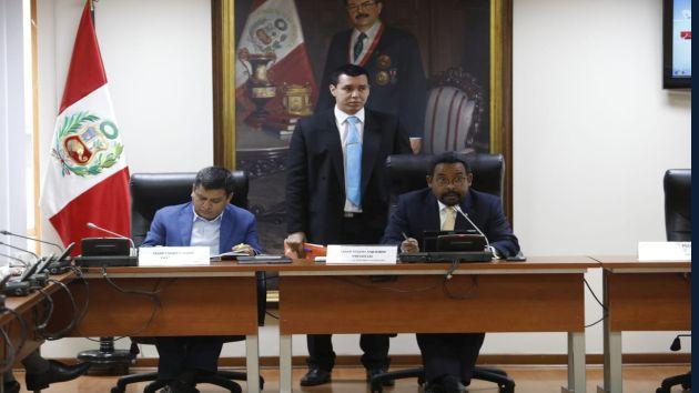 Subcomisión admite denuncia contra ex ministro Bruno Giuffra por compra de votos