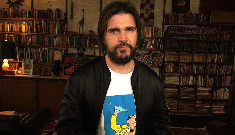 """Juanes será homenajeado como """"Persona del Año"""" en la previa de los Latin Grammy"""