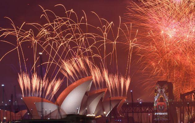 Facebook: Ahora podrás ver los fuegos artificiales de Año Nuevo de Sídney en vivo