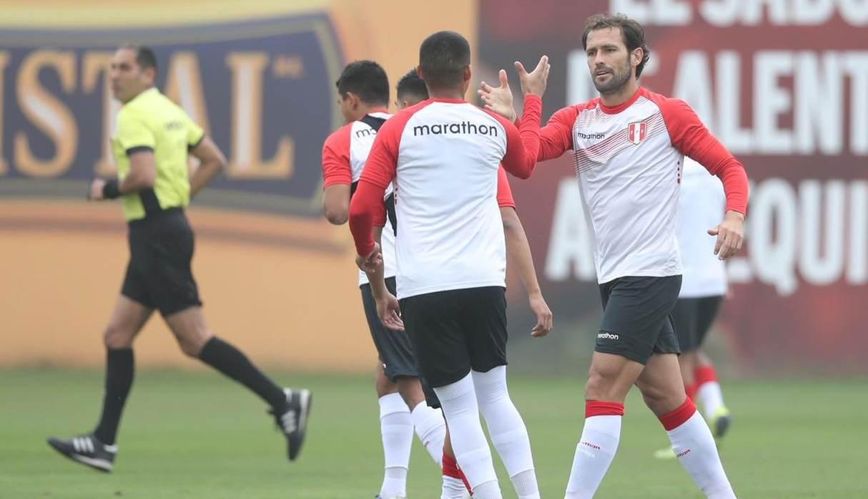Selección peruana Sub 23 igualó 2-2 contra Sport Boys en partido amistoso | FOTOS nczd
