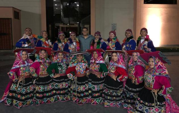 UNI: se celebra encuentro universitario de música y danza