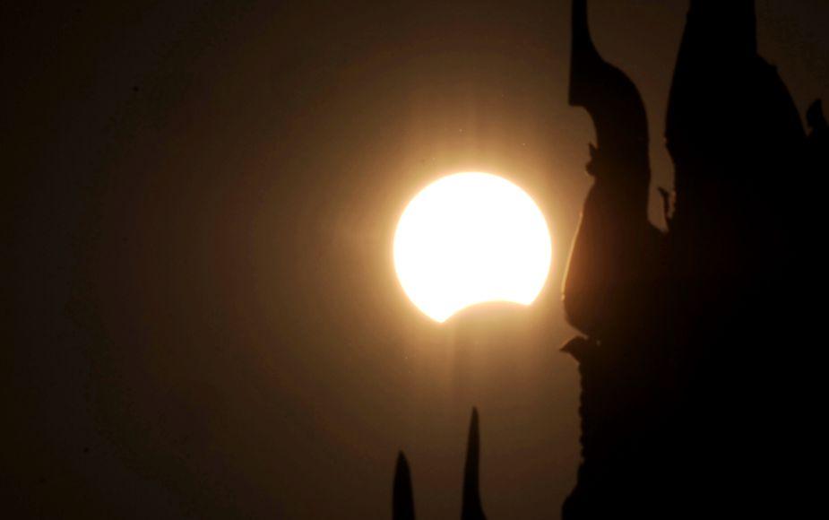 Eclipse solar: ¿qué es y cuándo es parcial o total?