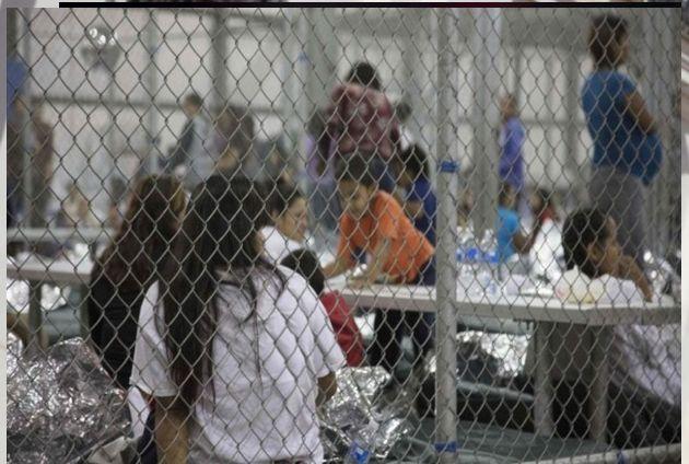 """Profesores de EE.UU. y México piden """"menos jaulas y más aulas"""" para niños migrantes"""
