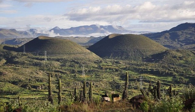 Unesco declara como geoparque mundial el Cañón del Colca y volcanes de Andagua