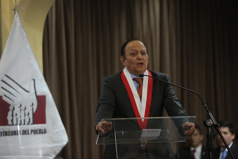 """Gutiérrez: """"Si hay alguien que no es un perseguido político, es Alejandro Toledo"""""""