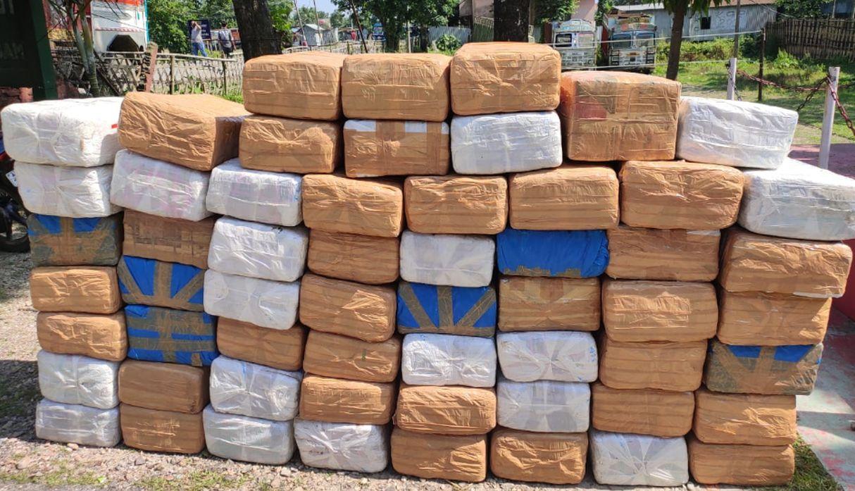¿Alguien perdió media tonelada de cannabis?, la singular pregunta de la policía de India