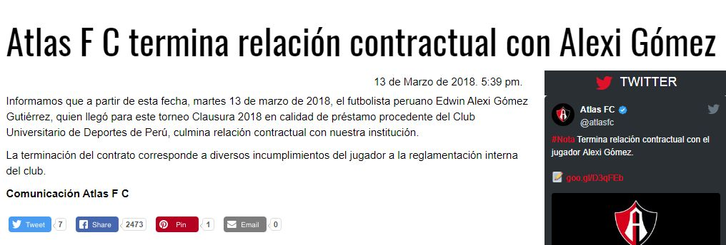 (Web: atlasfc.com.mx)