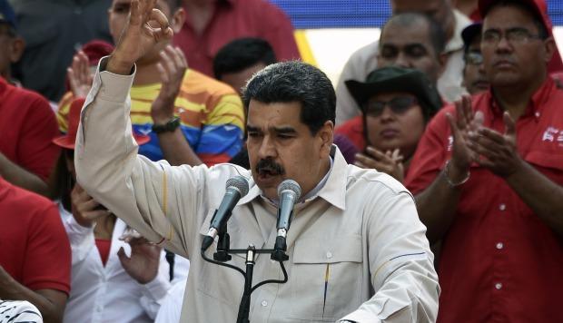 El Régimen de Maduro acusa a la OEA de convalidar plan golpista en Venezuela