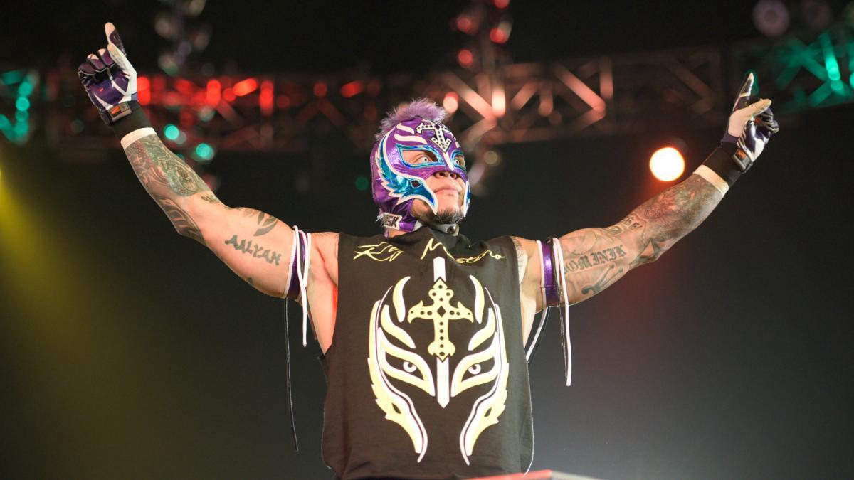 Rey Mysterio invita a sus seguidores al show de Lima [VIDEO]