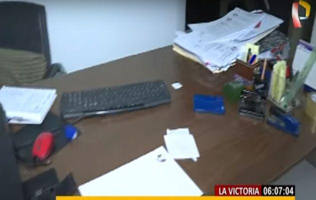 Roban computadoras y laptops de oficina de la Federación Peruana de Béisbol