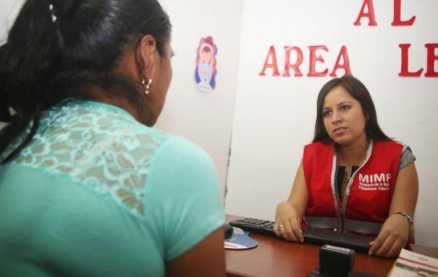 Plantean que Centros de Emergencia Mujer funcionen las 24 horas del día