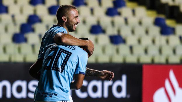 Sporting Cristal cayó 2-0 con Godoy Cruz por la Copa Libertadores