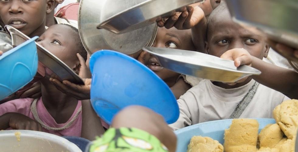 Clima y conflictos llevarían a millones a una crisis alimentaria   MUNDO   GESTIÓN