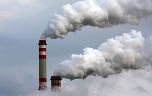 El dióxido de carbono en la atmósfera alcanza niveles récord