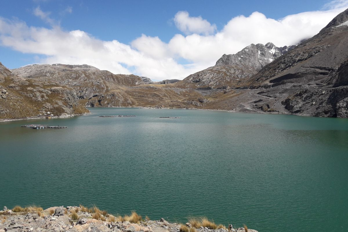 El tour de lagunas que puedes hacer gratis cerca de Lima para terminar el 2019