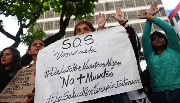 Trasplante de médula: la lucha de niños de Venezuela contra la muerte y el régimen