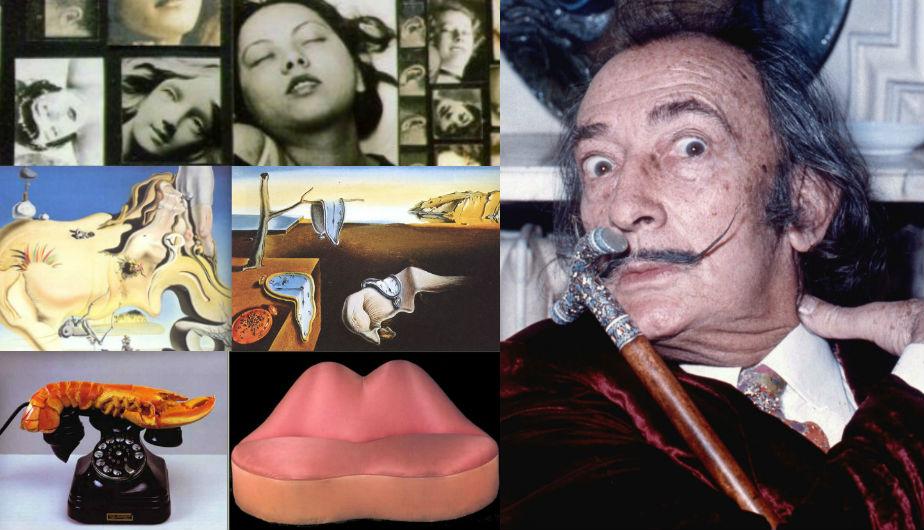 Salvador Dalí: 10 de sus obras más impresionantes a 26 años de su fallecimiento