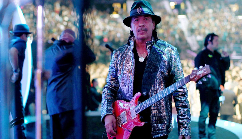 Carlos Santana cumple 72 años: sus canciones y colaboraciones más recordadas | FOTOS Y VIDEOS