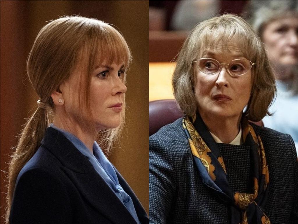 'Big Little Lies' presenta final de temporada con las magistrales actuaciones de Nicole Kidman y Meryl Streep