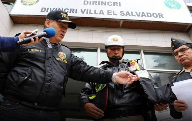 Policía denuncia a 575 conductores por intentar sobornar a agentes