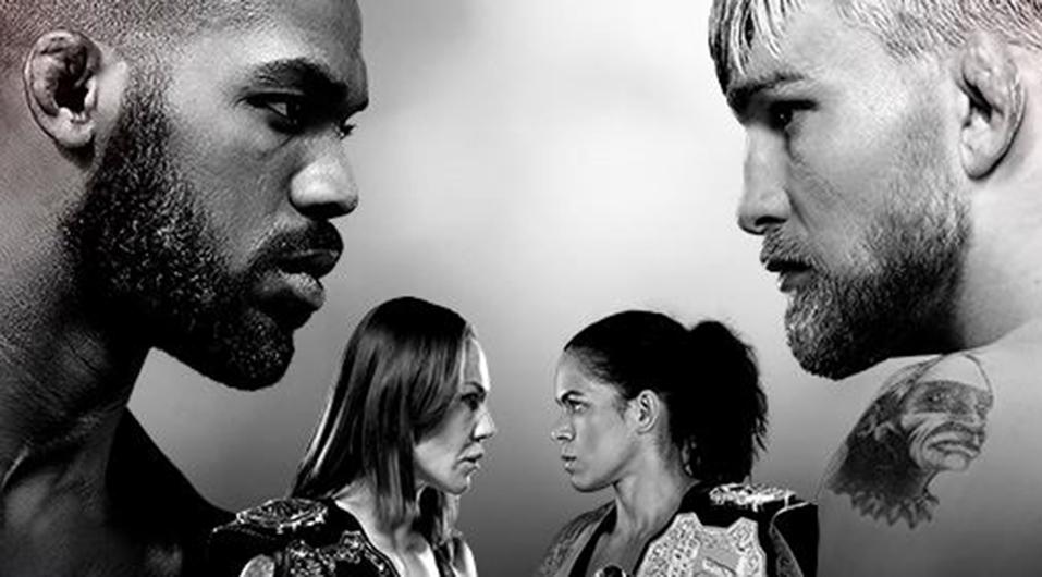 UFC 232 EN VIVO: VER AQUÍ con Jon Jones, Alexander Gustafsson, Chris Cyborg y Amanda Nunes por Fox Action