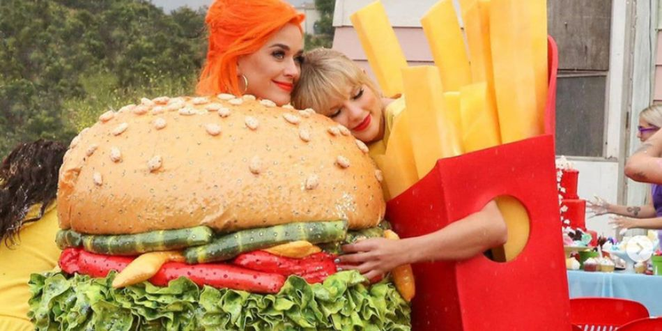 Katy Perry revela cómo fue su reconciliación con Taylor Swift