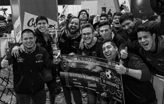 Perú es potencia en torneo continental de fútbol virtual
