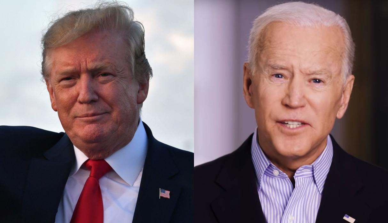 """Trump: advierte a Biden que la campaña electoral de 2020 """"será desagradable"""""""