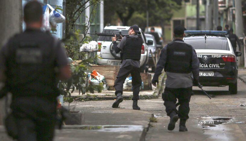 Brasil: tiroteo en favela de Río de Janeiro deja al menos 13 muertos