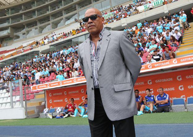 Roberto Mosquera es el nuevo entrenador de Alianza Lima