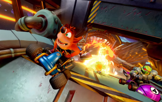 Conviértete en el peruano más veloz en el Crash Team Racing: Nitro Fueled