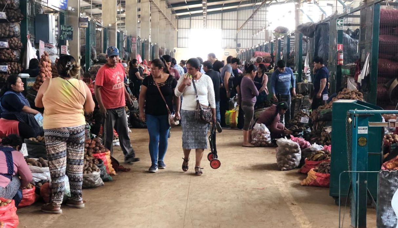 Municipalidad de Lima inició auditoría de la subasta de puestos de venta en Gran Mercado Mayorista