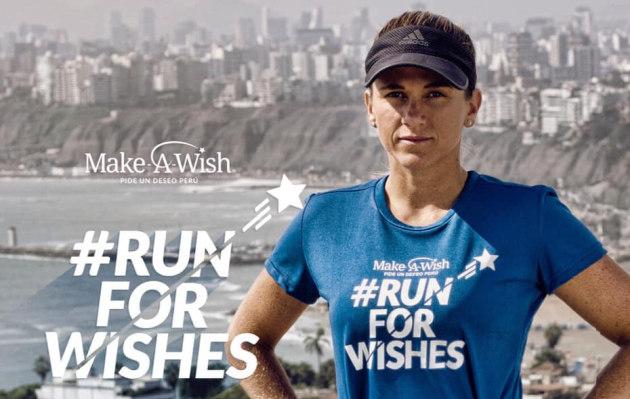"""Valerie Nossar:  """"Siempre busco la manera de ayudar a través del deporte"""""""