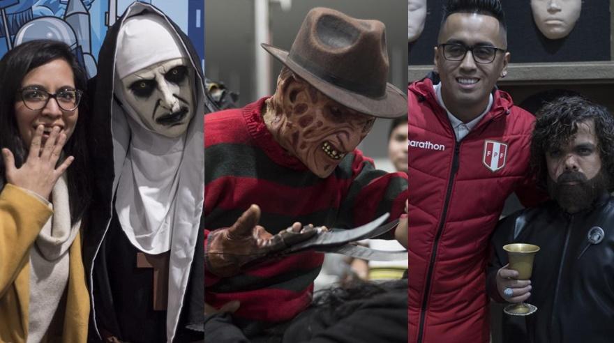 Comic Con Lima 2019: las mejores imágenes que dejó la inauguración
