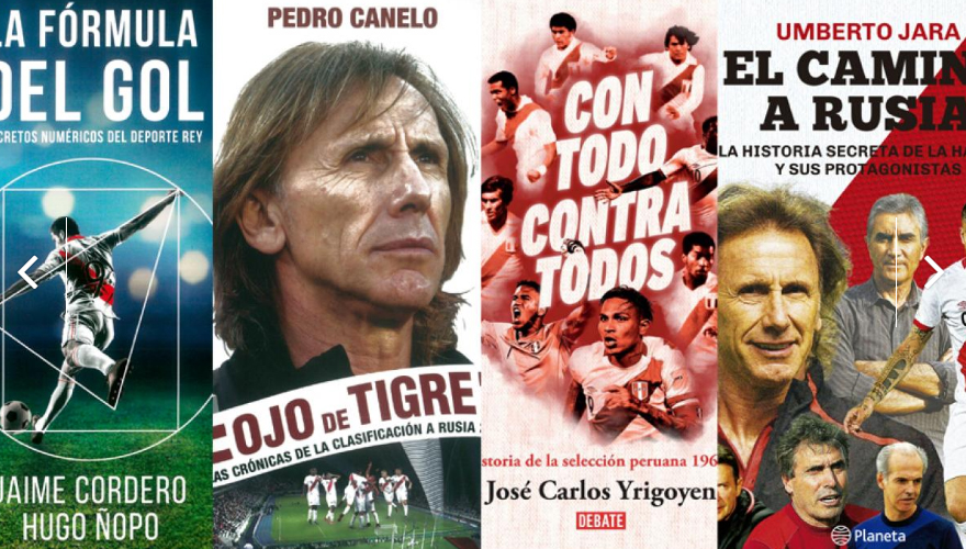Los libros sobre Perú que explican una hazaña que parecía imposible: la vuelta a un Mundial de fútbol
