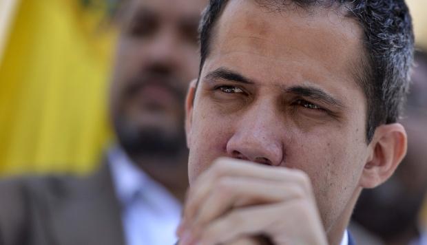 Juan Guaidó mantiene una reunión por videoconferencia con países del Caribe