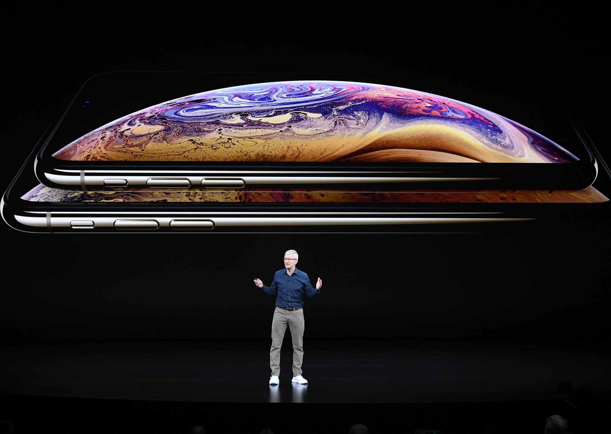 Apple alista iPhone, mejoras para iPad y nuevo MacBook Pro