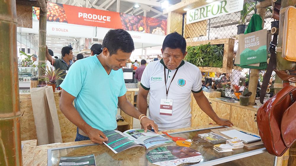 Las novedades gastronómicas que son presentadas en la Expoamazónica 2018