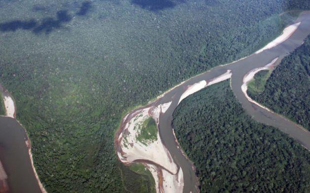 Cómo el cambio climático y la deforestación del Amazonas está secando parte de América Latina