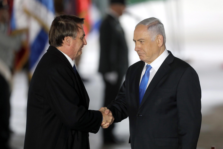 Israel anuncia que Brasil abrirá oficina diplomática en Jerusalén