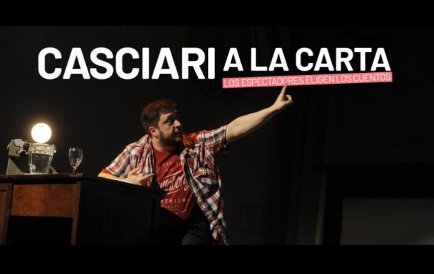 Hernán Casciari en Lima y a la carta este jueves 6