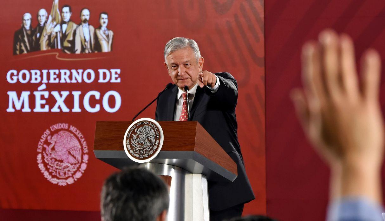 AMLO, alta aprobación y poca oposición en 6 meses de gobierno en México