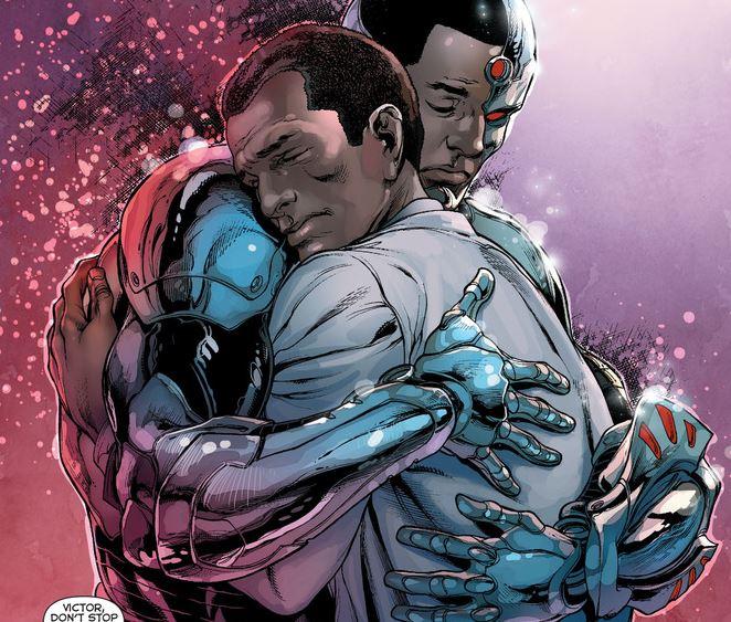 Silas Stone (DC Comics)