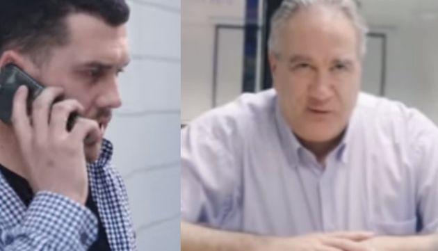 El español de 59 años que consiguió trabajo gracias a un video viral de su hijo