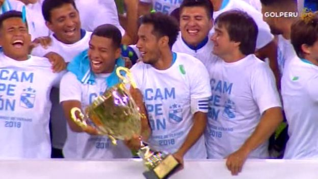 ¡Sporting Cristal campeón del Torneo de Verano! ¡Alegría, festejo y emoción en el Estadio Nacional! [VIDEOS]
