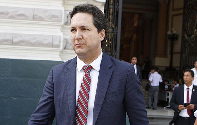 Salaverry: A mí me preocupa que Fuerza Popular recupere el control del Congreso