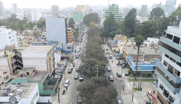 San Isidro: Poder Judicial anula obras de ampliación de carriles en la avenida Aramburú