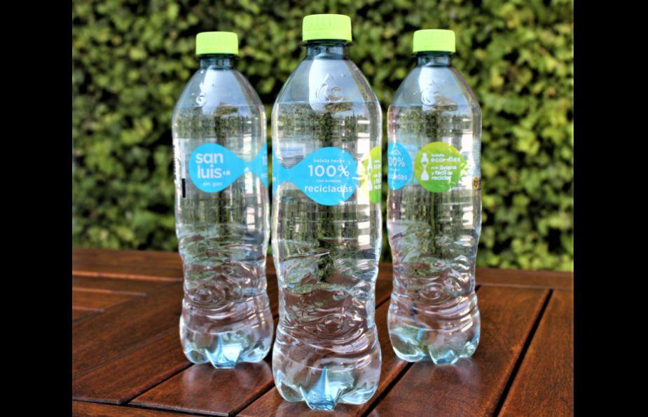 Coca-Cola Perú y Arca Continental Lindley innovan con la primera botella hecha 100% de botellas recicladas